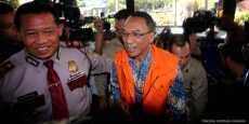 KPK Perpanjang Masa Penahanan Jero Wacik
