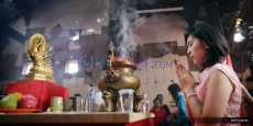 Berharap Berkah di Tahun Shio Monyet Api