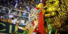 Kemeriahan Karnaval Sambadrome Brasil