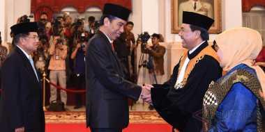 Pelantikan Wakil Ketua MA