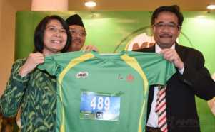 Jelang Milo Jakarta International 10K
