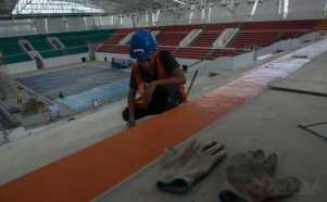 Pembangunan Mimika Sport Complex