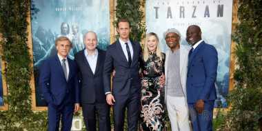"Para Pemain Film ""The Legend Of Tarzan"""