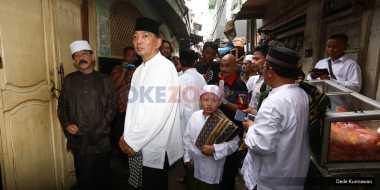 Sjafrie Sjamsoeddin Silaturahmi dengan Warga Kampung Pulo