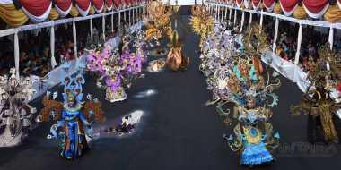 Keindahan Indonesia Tertuang dalam Wonderful Archipelago Carnival