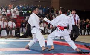 Final Kejuaraan Karate Dunia SKIF XII