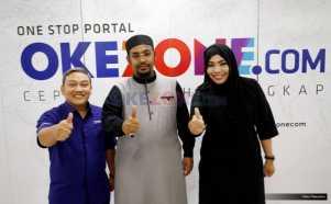 Silaturahmi ke Okezone, Syeikh Fikri Thoriq Berbagi Kisah Perjalanan Religi
