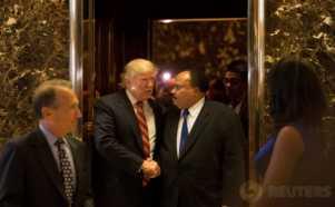 Advokat HAM Amerika Temui Donald Trump