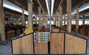 Target Revitalisasi 1.000 Pasar Rakyat