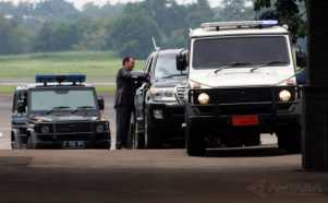 Gladi Pengamanan Raja Arab