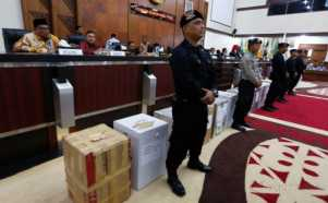 Pleno Rekapitulasi Pilgub Aceh