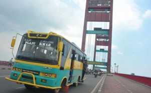 Jelang Asian Games, Dishub Kota Palembang Akan Tertibkan 50 Armada Bus Kota