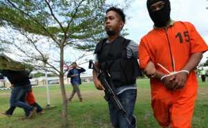 Ini Dia Tersangka Pemasok Senjata Teroris Bom Surakarta