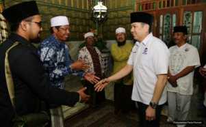 Silaturahmi Hary Tanoe ke Ponpes Ponpes Salafiyah Bihaaru Bahri Asali Fadlaailir Rahmah