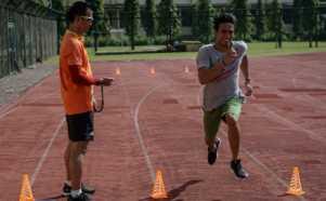 Tes Fisik Pelatnas Panjat Tebing untuk Asian Games 2018