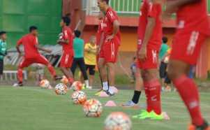 MUFC Lakukan Latihan Jelang Laga Melawan Bali United