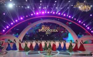 MISS INDONESIA 2017: 15 Besar Finalis Miss Indonesia