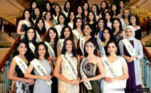 MISS INDONESIA 2017: Farewell Lunch Finalis dan Miss Indonesia 2017