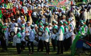 Festival Hadrah Bangkitkan Kembali Seni Budaya Islam di Tanah Air