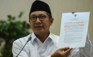 Menteri Agama Keluarkan Seruan Ceramah di Rumah Ibadah