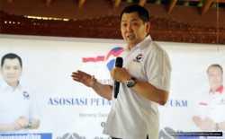 Hary Tanoe Dengarkan Keluh Kesah Petani Kopi di Purwodadi