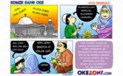 BANG OKE, Komik Edisi Ramadan #2