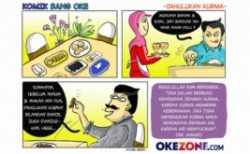 BANG OKE, Komik Edisi Ramadan #3