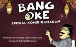 KOMIK BANG OKE Edisi Ramadan