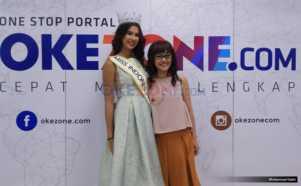 Hot Seat Bersama Miss Indonesia 2017, Achintya Holte Nilsen