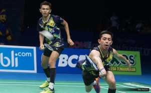 Fajar Alvian-Muhammad Rian Ardianto Gagal Melaju ke Final