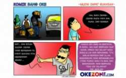 BANG OKE, Komik Edisi Ramadan #26