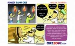 BANG OKE, Komik Edisi Ramadan #27