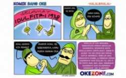 BANG OKE, Komik Edisi Ramadan #28
