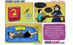 BANG OKE, Komik Edisi Ramadan #29