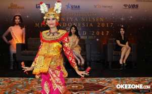 Achintya Nilsen Siap Perkenalkan Tarian Bali di Ajang Miss World 2017