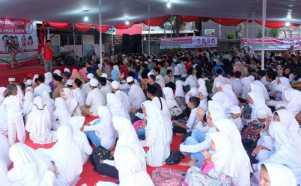 TMP DKI Jakarta Berbagi Bersama 1.000 Anak Yatim Piatu se-DKI Jakarta