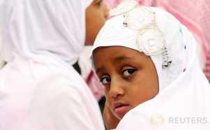 Salat Idul Fitri 1439 Hijriah Muslim Ethiopia dan Panama