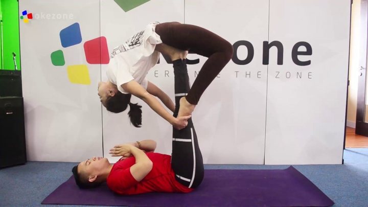 Acroyoga for Beginners by Fajar Putra