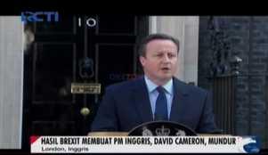 Brexit, PM Inggris David Cameron Mundur