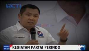 Komitmen Partai Perindo untuk Bangun Indonesia Sejahtera