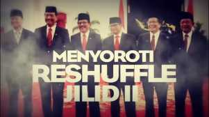 Redbons Discussion : Menyoroti Reshuffle Jilid II