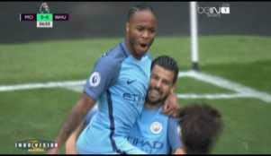 Sterling Man of The Match Premier League Manchester City vs West Ham
