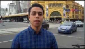 Keliling Kota Melbourne dengan Kereta Listrik
