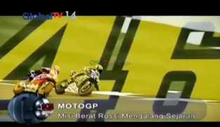 Misi Berat Valentino Rossi di MotoGP 2016
