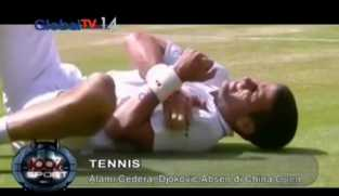 Alami Cedera, Djokovic Absen di China Open