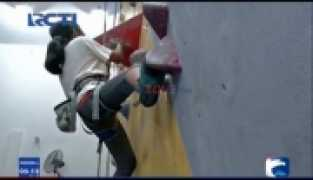 Panjat Dinding Anak, Baik untuk Fokus dan Mental