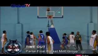 Turnamen Basket MNC Group