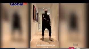 Ini Aksi Mayweather sang Mantan Juara Tinju Dunia saat Berjoget dan Bernyanyi