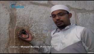Negeri Para Nabi: Gelang Besi di Masjid Buroq di Palestina (2)