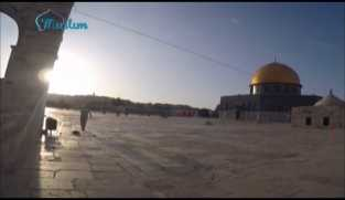 Negeri Para Nabi: Gelang Besi di Masjid Buroq di Palestina (3)